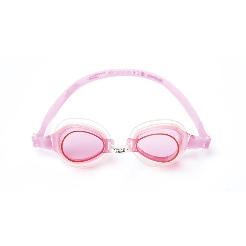 820439e5dadbac Roze zwembril voor kinderen 3 tot 6 jaar slechts € 2.99 bij hoeden ...